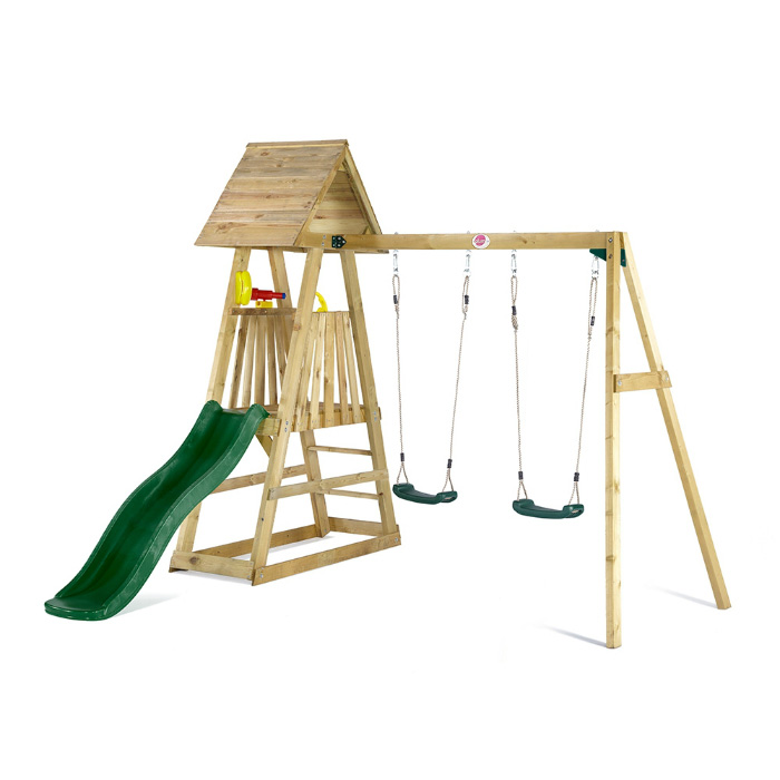 Indri Wooden Climbing Frame.