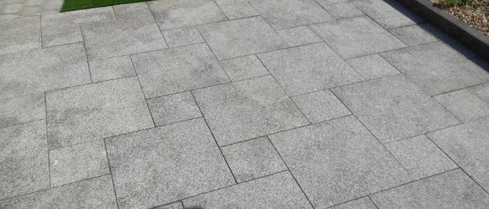 Patio stone work donegal