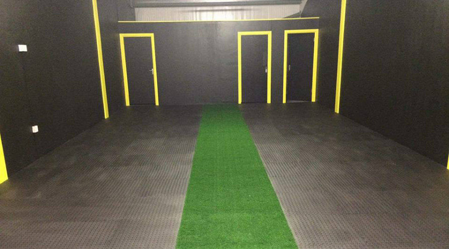 Durable Artificial Grass For Gyms Ideal All Types Of