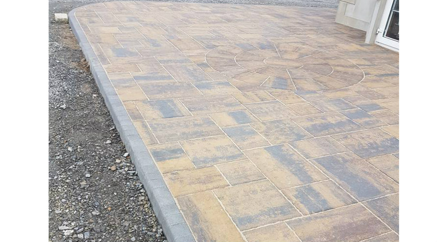 quality paving work