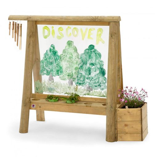 discovery easel for kids