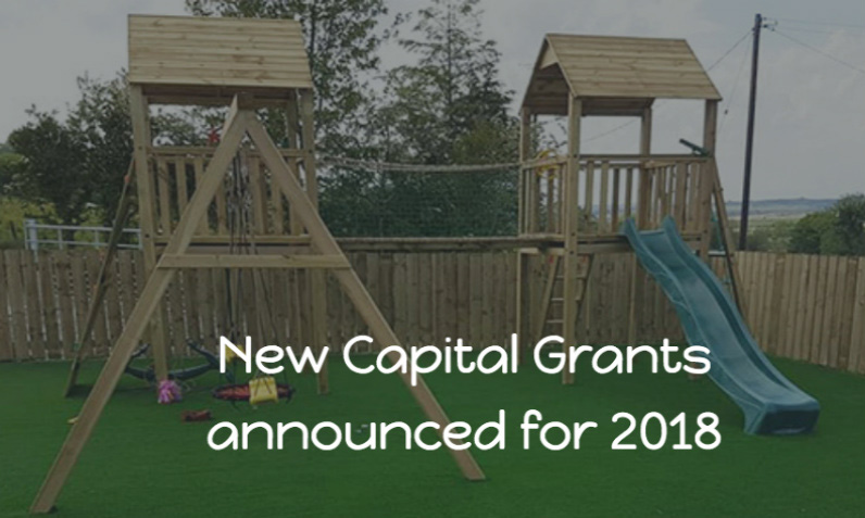 Are You Eligible For A Capital Grant 2018 ?