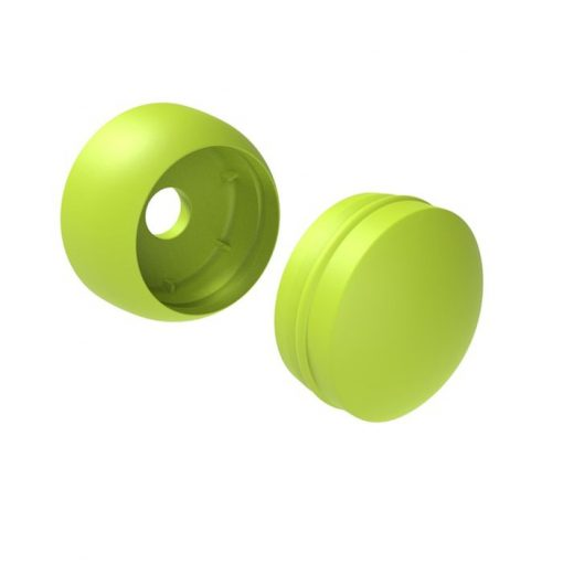 Plastic Bolt Covers lime