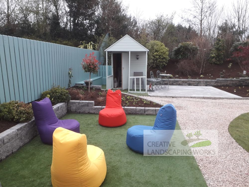 RTE Supergarden beanbags