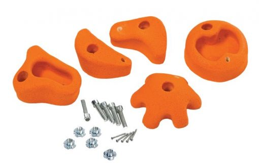 Climbing Stones 5 Pieces orange