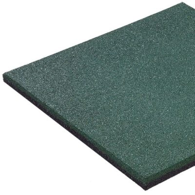 Rubber Tile Green