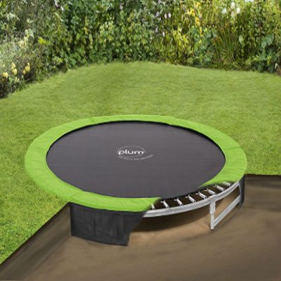 12ft In Ground Trampoline