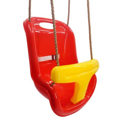 Large Baby Swing Seat High Back