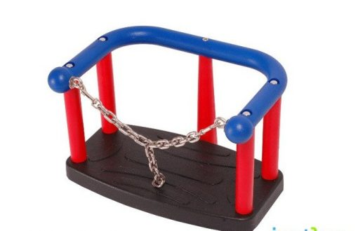 child safety seat for swings